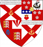 Earl of Orkney coat of arms via Wikimedia Commons - https://commons.wikimedia.org/wiki/File:Earl_of_Orkney_COA.svg