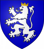 Galwegian coat of arms via Wkimedia Commons - https://commons.wikimedia.org/wiki/File:Arms_of_Macdowall_of_Garthland.svg